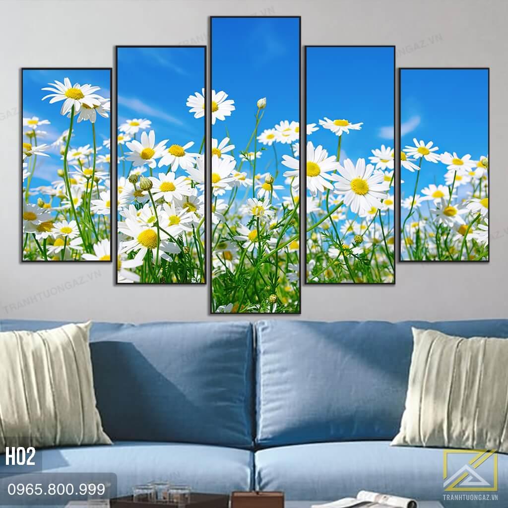 tranh hoa cuc - h02 -01