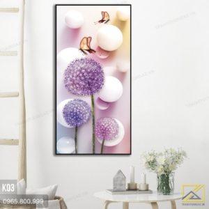tranh hoa bo cong anh - k03 - 03