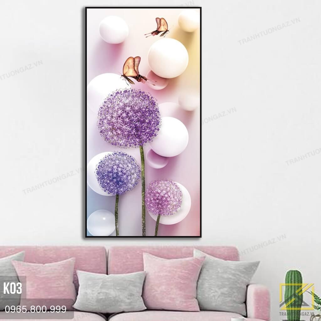 tranh hoa bo cong anh - k03 - 01