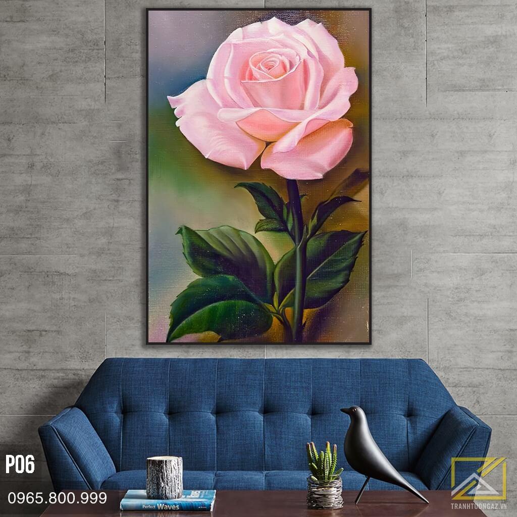Tranh hoa hồng P06 - 1
