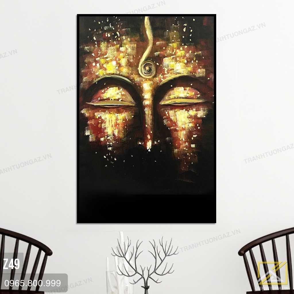 tranh phật giáo nghệ thuật